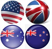 Английский в тесте TOEFL -американский, британский и другие